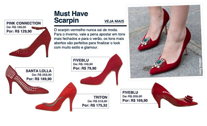 Must Have Scarpin