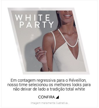 White Party - Confira!