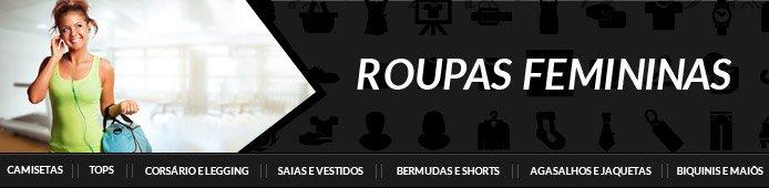 bc74f7dbbc Roupas Esportivas Femininas